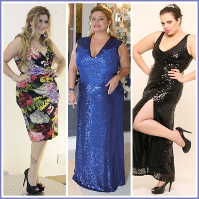 Modelos plus size que fazem parte do elenco do Grupo Mulheres Reais e participam de editoriais de moda, desfiles e pautas na mídia